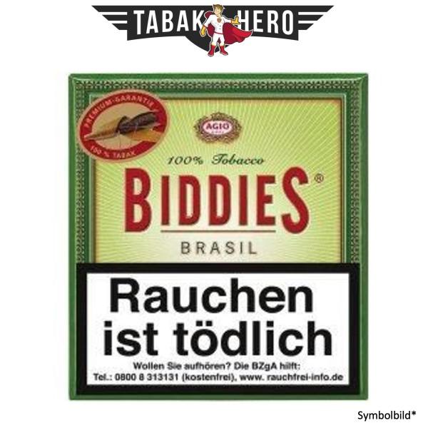 Biddies Brasil (10x20 Zigarillos)
