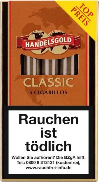 Handelsgold 218 Candlelight Classic (10 x 5 Zigarillos)