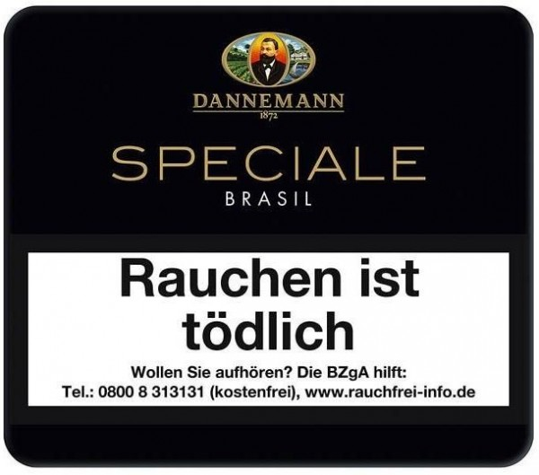 Dannemann Speciale Brasil (5 x 20 Zigarillos)