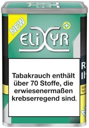 Elixyr+ Tobacco Tabak 115g Dose (Stopftabak / Volumentabak)