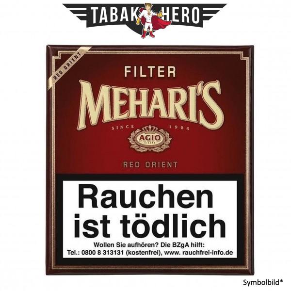 Meharis Red Orient Filter (20 Zigarillos)