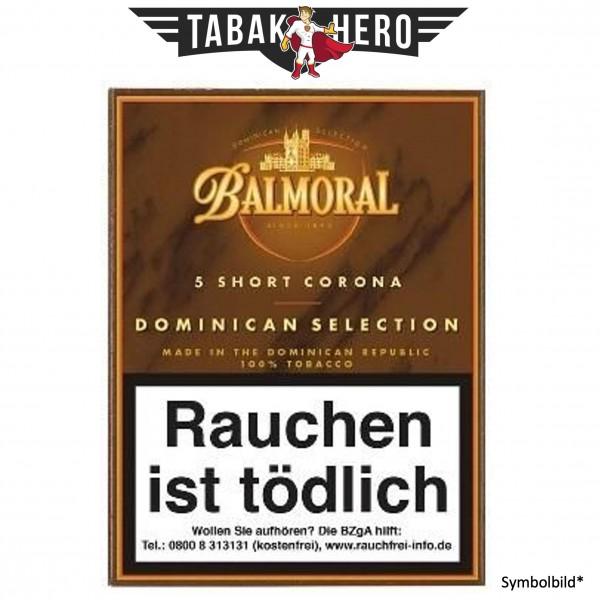 Balmoral Dominican Selection Short Corona 5er (10x5 Zigarren)