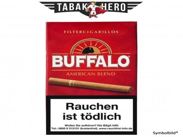 Buffalo Filtercigarillo (10x17 Zigarillos)