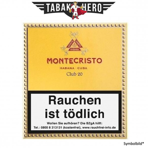 Montecristo Club (20 Zigarillos)