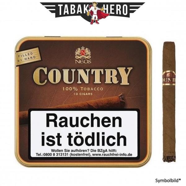 Neos Country Cigars (10x10 Zigarren)