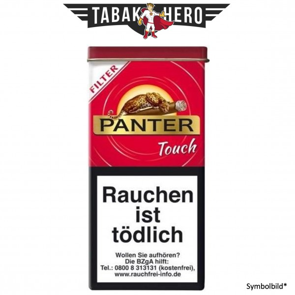 Panter Touch Red Filter (10x5 Zigarillos)