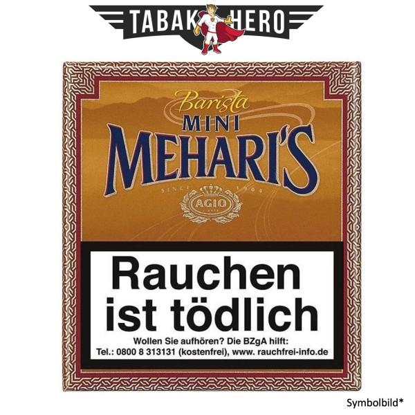 Meharis Mini Barista Mocca (1ox20 Zigarillos)