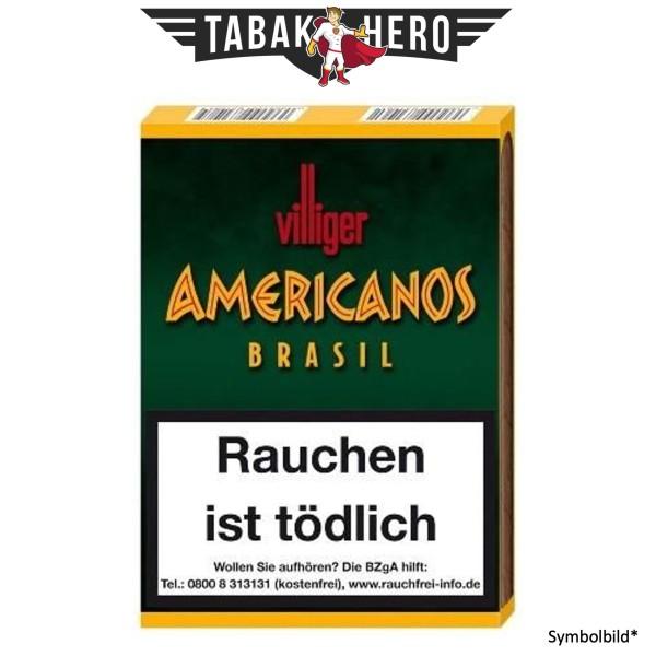 Villiger Americanos Brasil (5x5 Zigarillos)