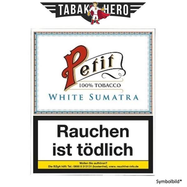 Nobel Petit White Sumatra (20 Zigarillos)