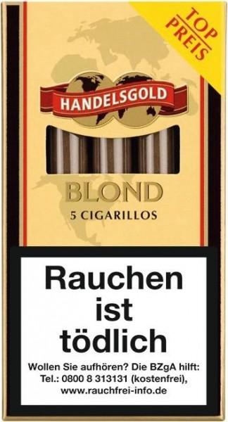 Handelsgold 211 Blond (Vanilla) (10 x 5 Zigarillos)