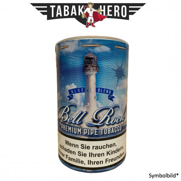 Bell Rock Blue Pipe Tobacco Tabak 160g, Pfeifentabak, Volumentabak