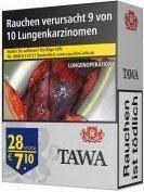 Tawa Silver XXL Zigaretten (28 Stück)