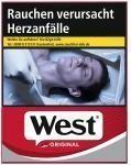 West Red Zigaretten (38 Stück)