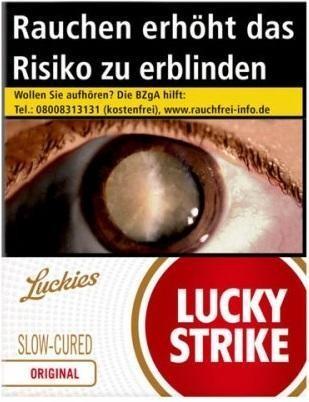 Lucky Strike Red Zigaretten (28 Stück)