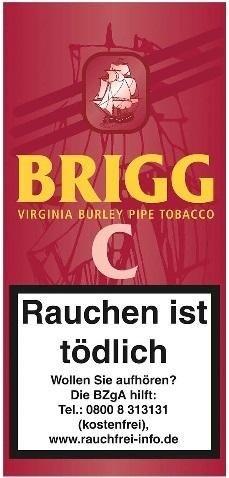 Brigg C (Cherry) Tabak 40g Pouch (Pfeifentabak)