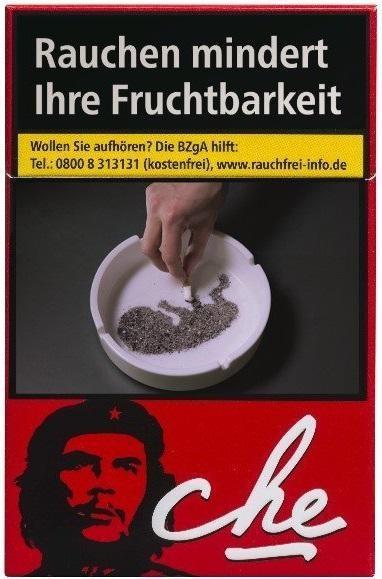 Che Filter Zigaretten (20 Stück)