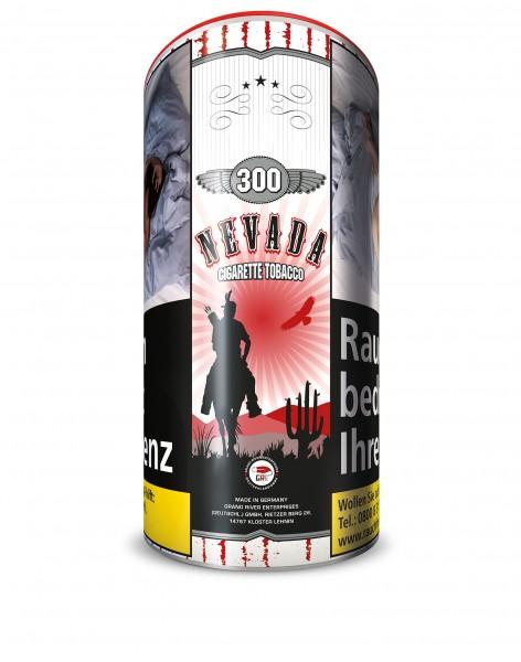 Nevada Cigarette Tobacco Tabak 300g Dose (Stopftabak / Volumentabak)