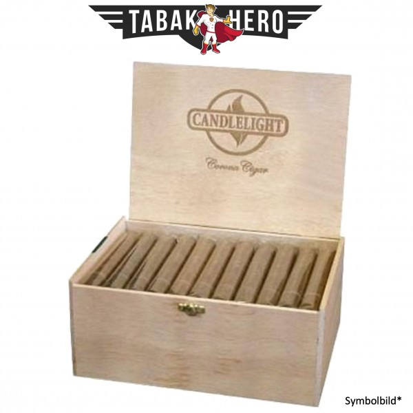 Candlelight Corona Sumatra (50 Zigarren)