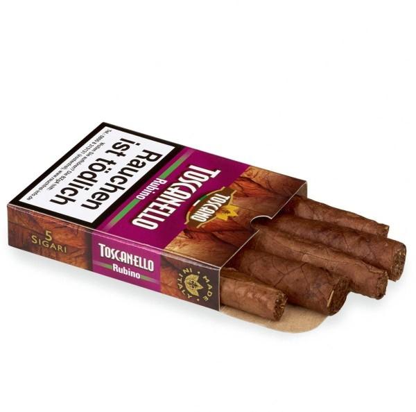 Toscanello Rubino (10x5 Zigarren)