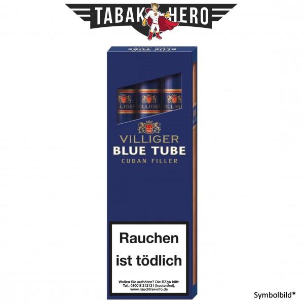 Villiger Blue Tube Cuban Filler (3 Zigarren)