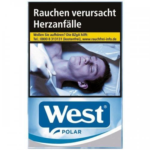 West Polar (Stange / 10x20 Zigaretten)
