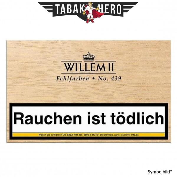 Willem II FF 439 Sumatra (100 Zigarillos)