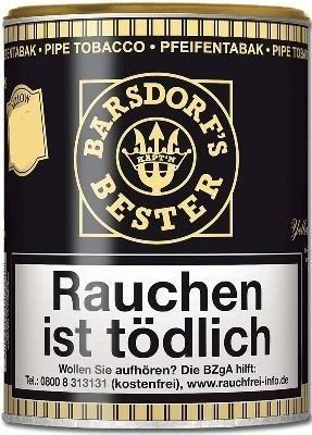 Käpt'n Barsdorf Bester Yellow (Vanilla) Tabak 160g Dose (Pfeifentabak)