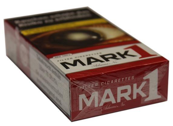 Mark One Red 100 (Stange / 10x20 Zigaretten)