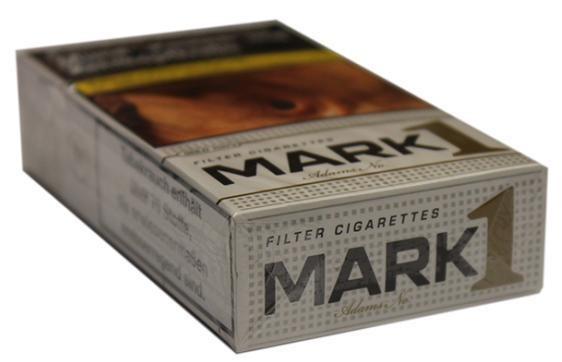 Mark One Gold 100 Zigaretten (20 Stück)