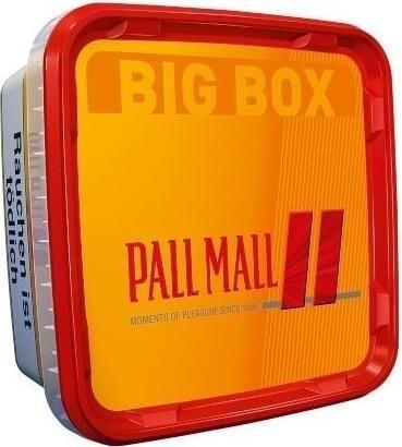 Pall Mall Allround Red Big Box Tabak 120g Eimer (Stopftabak / Volumentabak)