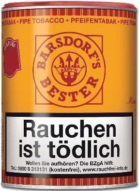 Käpt`n Barsdorf Bester Aromatic Mix Tabak 160g Dose (Pfeifentabak)