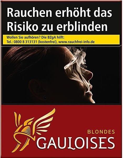 Gauloises Blondes Rot Zigaretten (32 Stück)