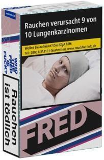 FRED Roses (Stange / 10x20 Zigaretten)