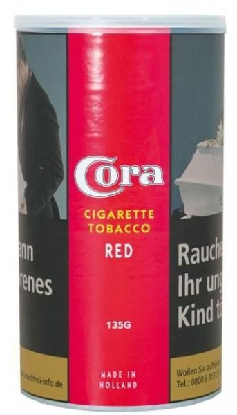 Cora Special Red Volumen Tabak 135g XXL Dose (Stopftabak / Volumentabak)