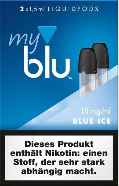 5 x 2 myblu Pod Blue Ice (18mg)