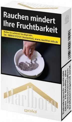 Marlboro Gold (Stange / 10x20 Zigaretten)