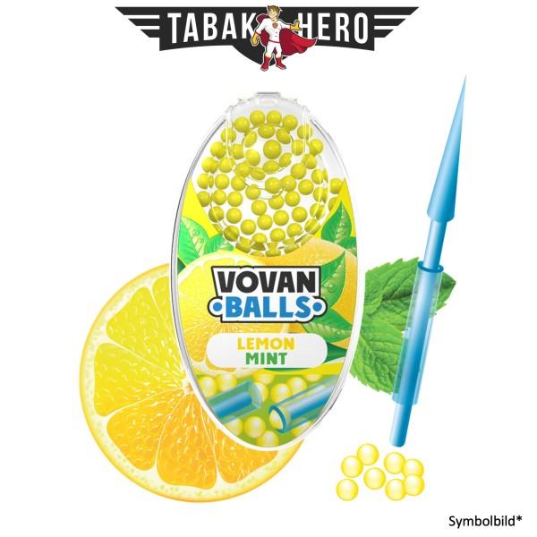 Vovan Aromakugeln Kapseln Lemon Mint 100 stk.