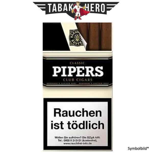 Pipers Little Cigars Classic (10x10 Zigarren)
