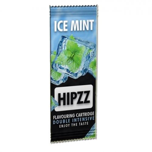 20 x HIPZZ Aroma Card Ice Mint Set / Aroma Karten (wie Rizla) Aroma Alternative