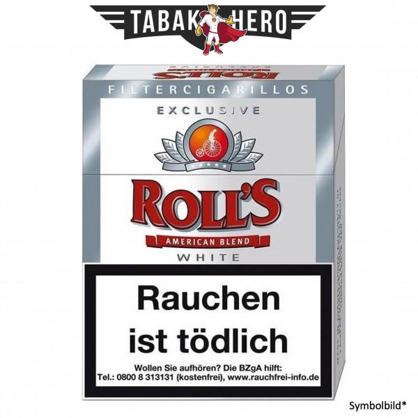 Rolls Exclusive White (23 Zigarillos)