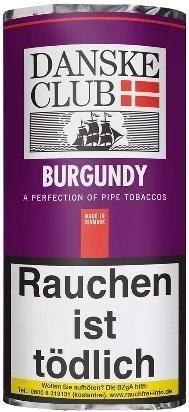 5x Danske Club Burgundy (Wild Berries) Tabak 50g Pouch (Pfeifentabak)