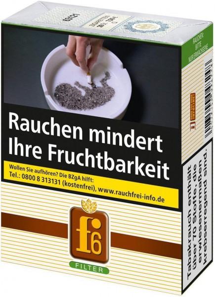 F 6 Original XXL Zigaretten (26 Stück)