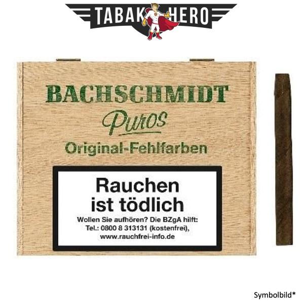 Bachschmidt Puros Brasil 948 (50 Zigarillos)