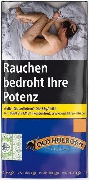 Old Holborn Blue Tabak 35g Pouch (Drehtabak / Feinschnitt)