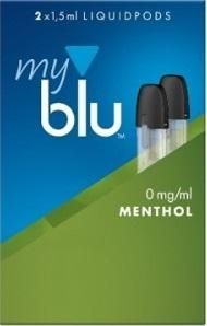 myblu Pod Mint (0mg)
