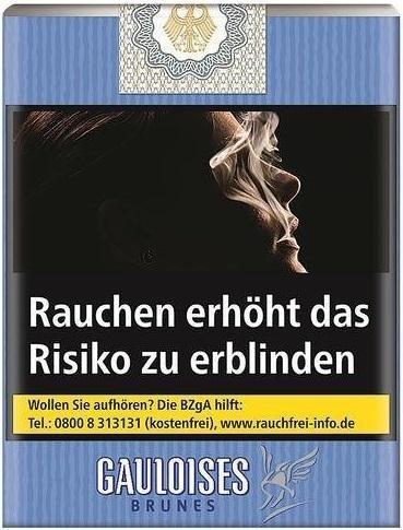 Gauloises Brunes (Stange / 10x20 Zigaretten)