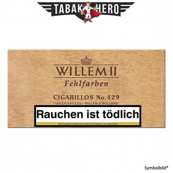 Willem II FF 429 Sumatra (100 Zigarillos)