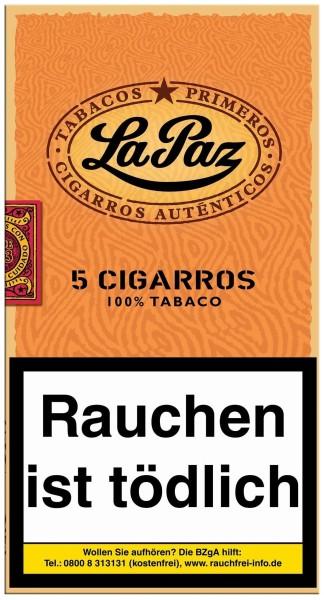 La Paz Wilde Cigarros Sumatra (5x5 Zigarren)