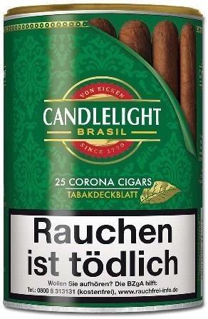 Candlelight Corona Brasil (25 Zigarren)