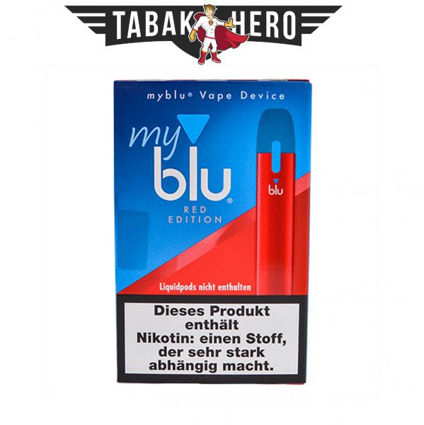myblu Vape Device Red E-Zigarette